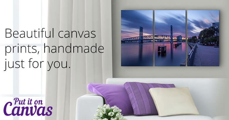 Put It On Canvas Put Your Favorite Photos And Art On Canvas